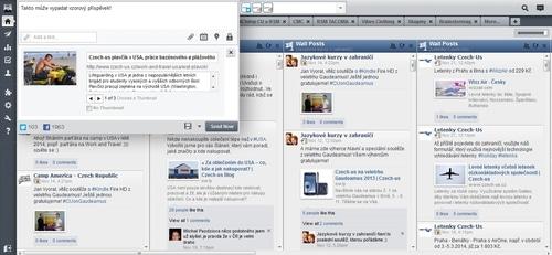 Sociální datovací síť